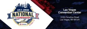 Girls Junior National Championship logo