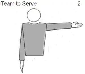 Team to Serve