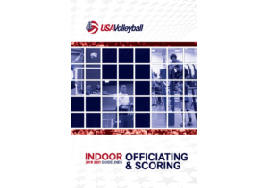 Officiating and Scoring Indoor Rulebook