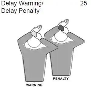 Delay Warning/Delay Penalty