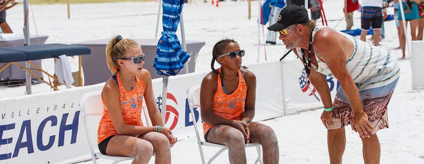 Beach coaching