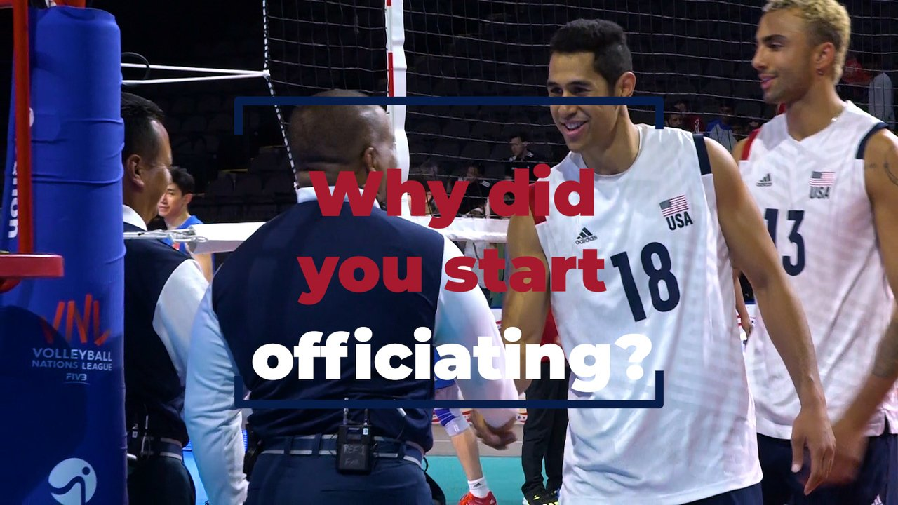 Why Did You Start Officiating?