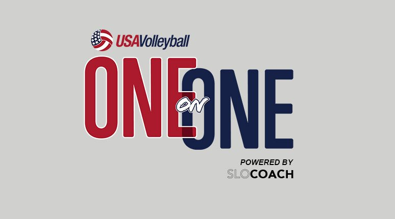 USA Volleyball One on One, Powered by SloCoach