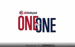 USA Volleyball One on One powered by SloCoach