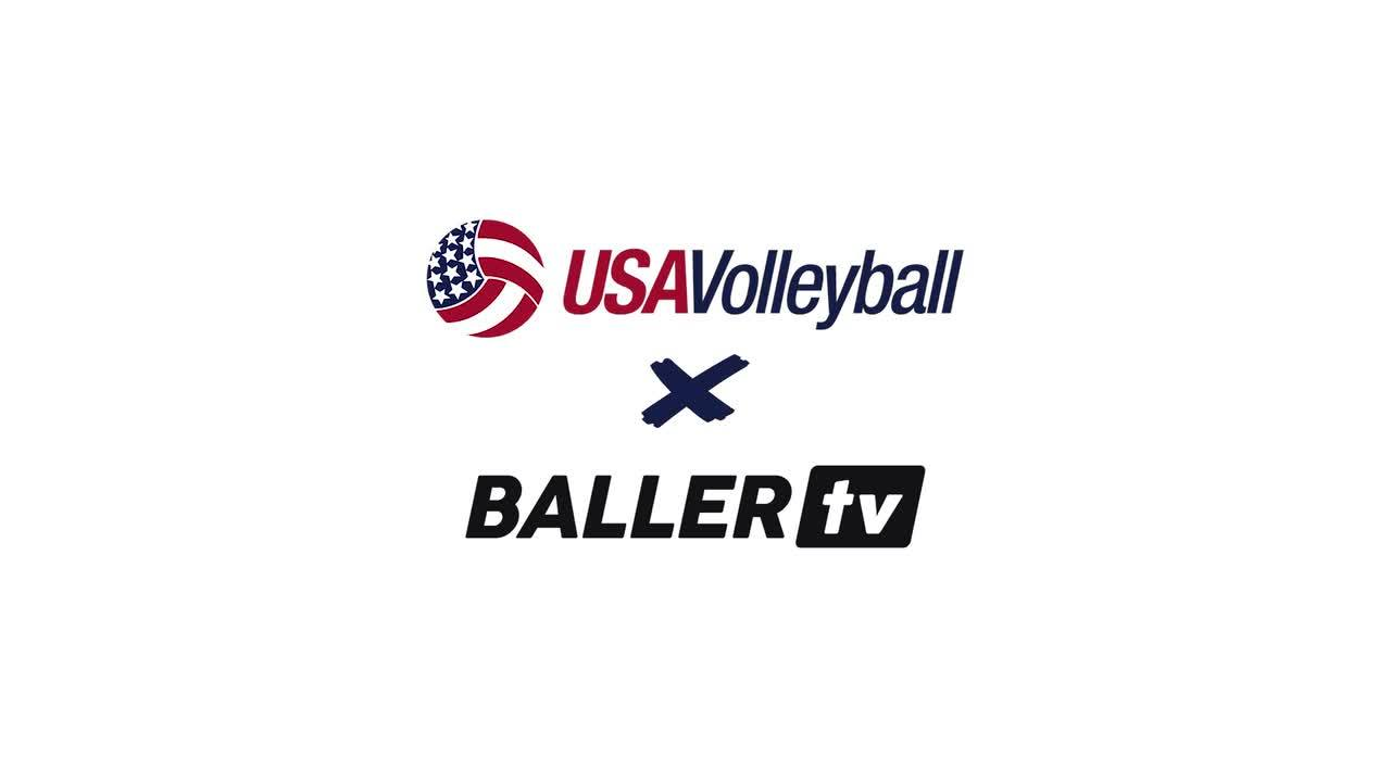 USA Volleyball on BallerTV