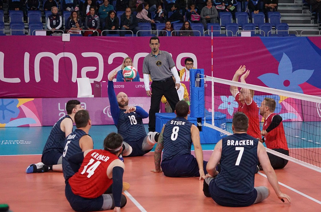 U.S. Men's Sitting Team