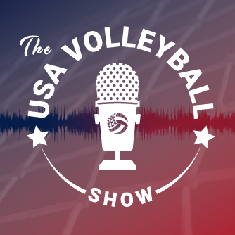 The USA Volleyball Show will debut April 14, 2021.