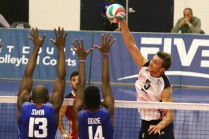 Cody Kessel is in the Men's National Team pool and plays professionally in Germany.