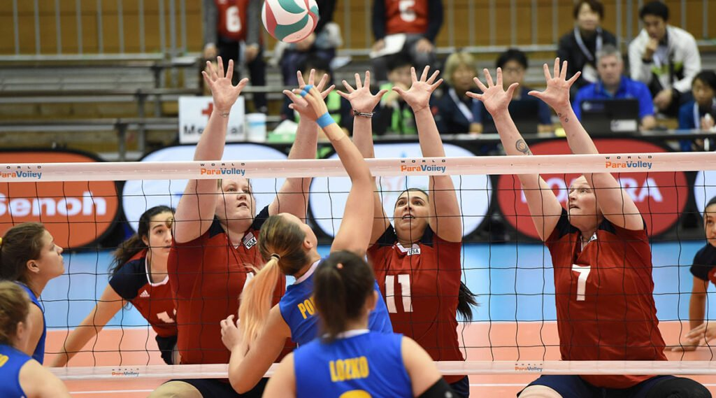Women's Sitting Team Hosts Canada in Paralympic Preview
