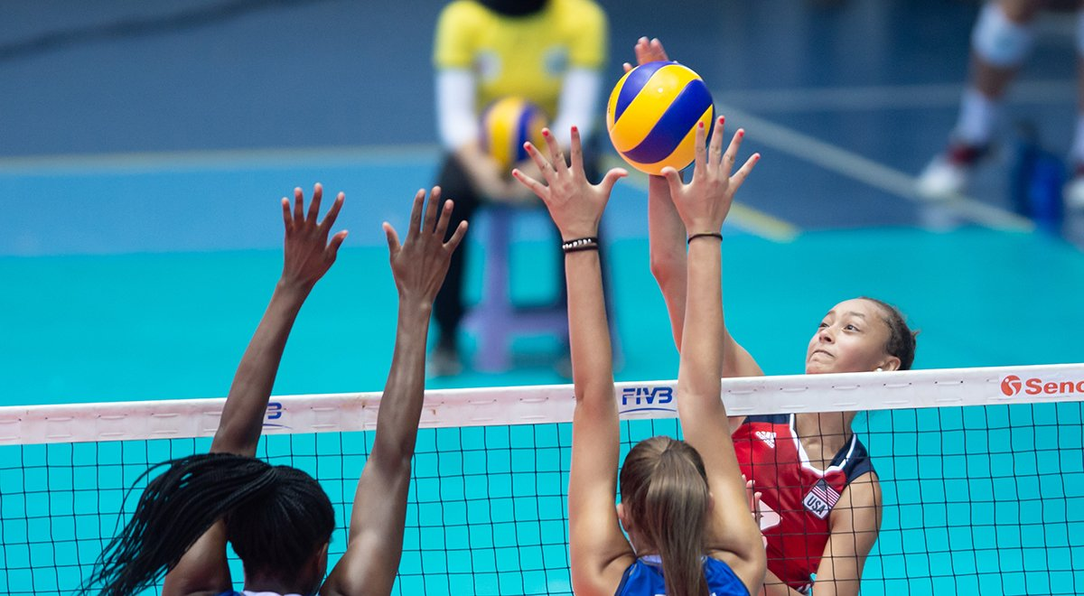 20 Athletes Named to Women's Indoor U20 National Training Team - USA Volleyball