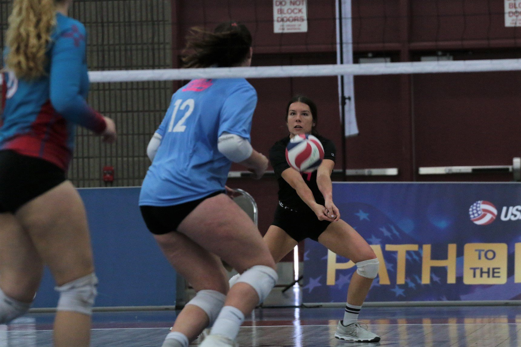2021 USA Volleyball Open National Championship digging