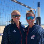 Megan Kraft and Delaynie Maple
