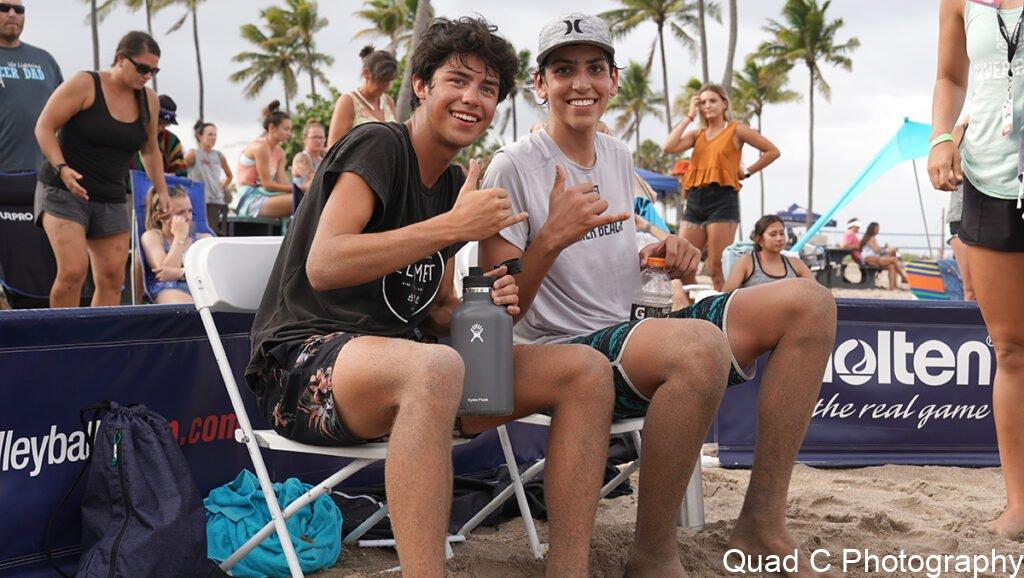 USA National Beach Tour Junior Championship Is One for the Books
