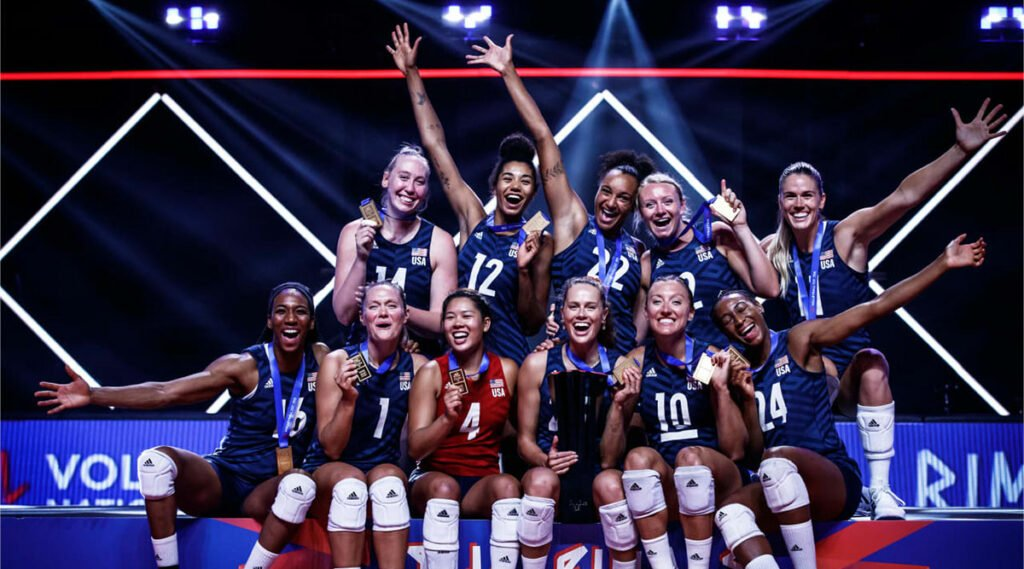 TOKYO: Gold the Goal Once Again for U.S. Women