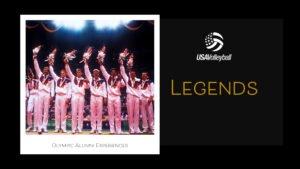 Legends Olympic Alumni Experiences