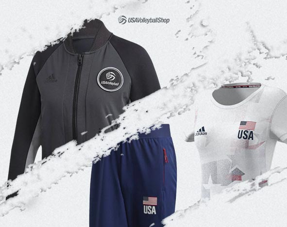 Official Gear of USA Team Athletes