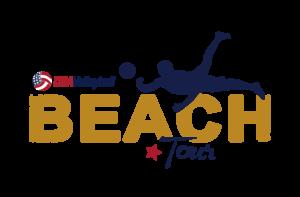 USA Volleyball Beach Tour