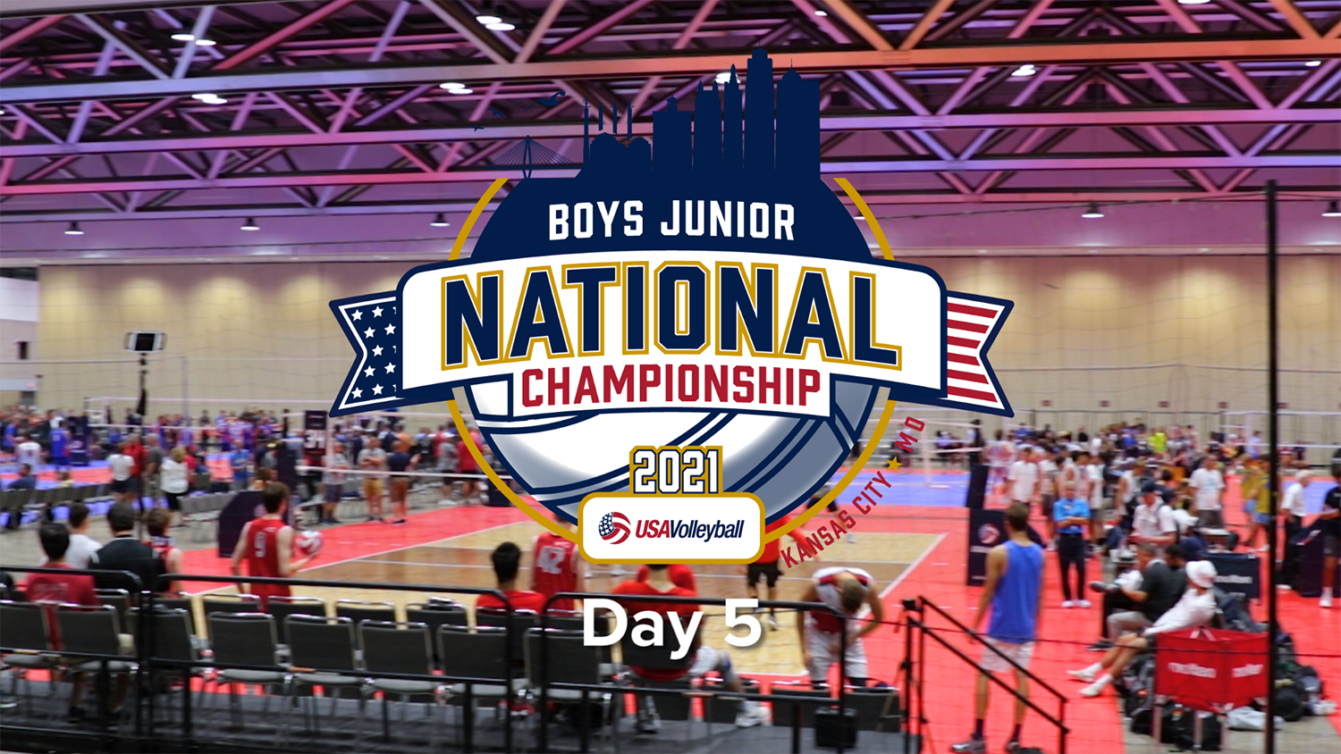 Day 5 at BJNC