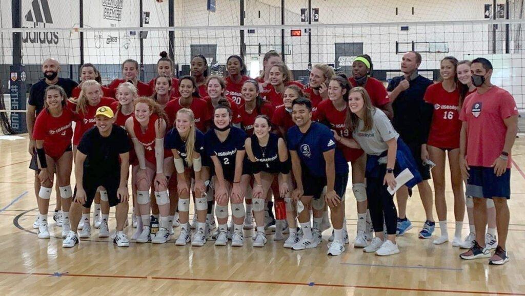 USA Volleyball Announces Girls U18 National Team