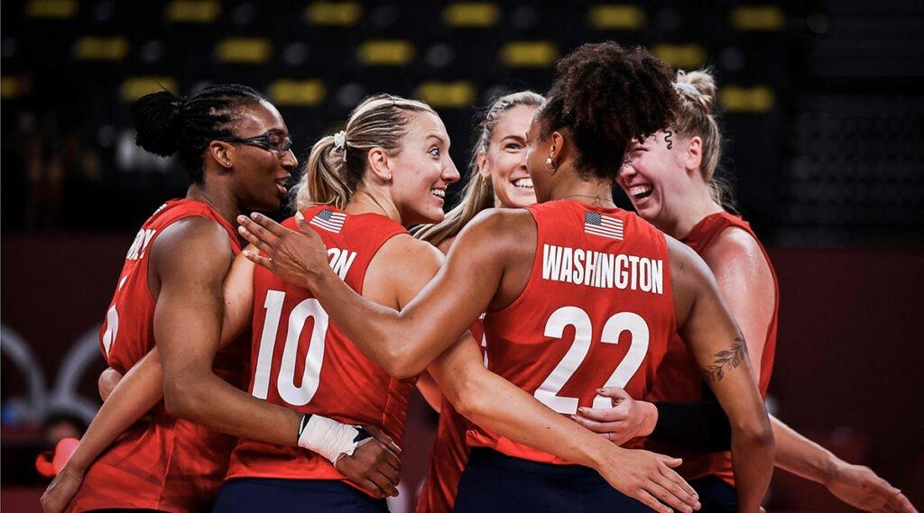 U.S. Women United Heading into Quarterfinals