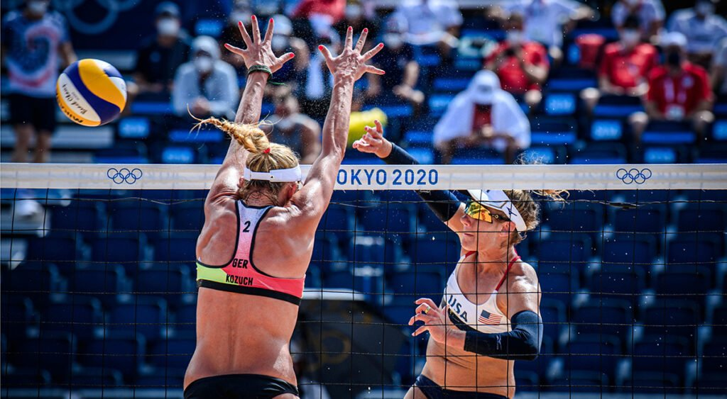 Klineman/Ross Grind Out Ticket to Semifinals