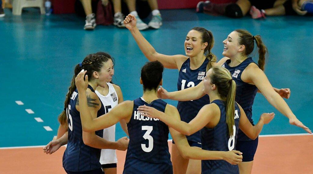 U.S. Women Unbeaten Heading into Match vs. Dominican Republic