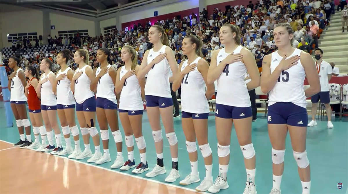 U.S. Women compete at the Pan Am Cup