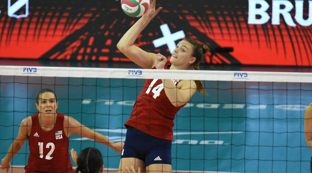 U.S. Women to Play for Bronze at Pan American Cup