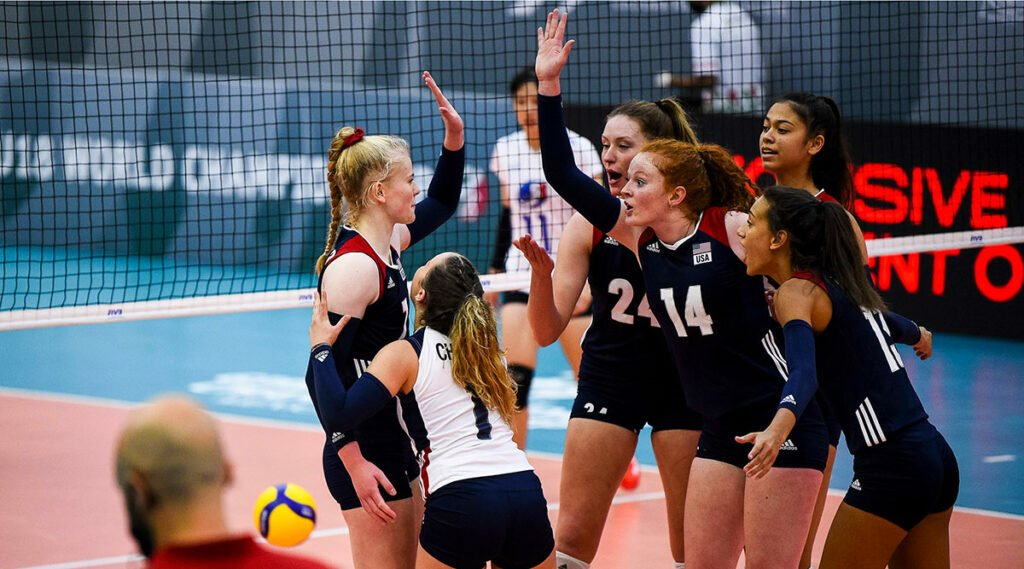 Girls U18 Team Opens Worlds with Win over Thailand