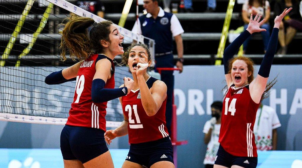U.S. Girls U18 Team Tops Romania at World Championship