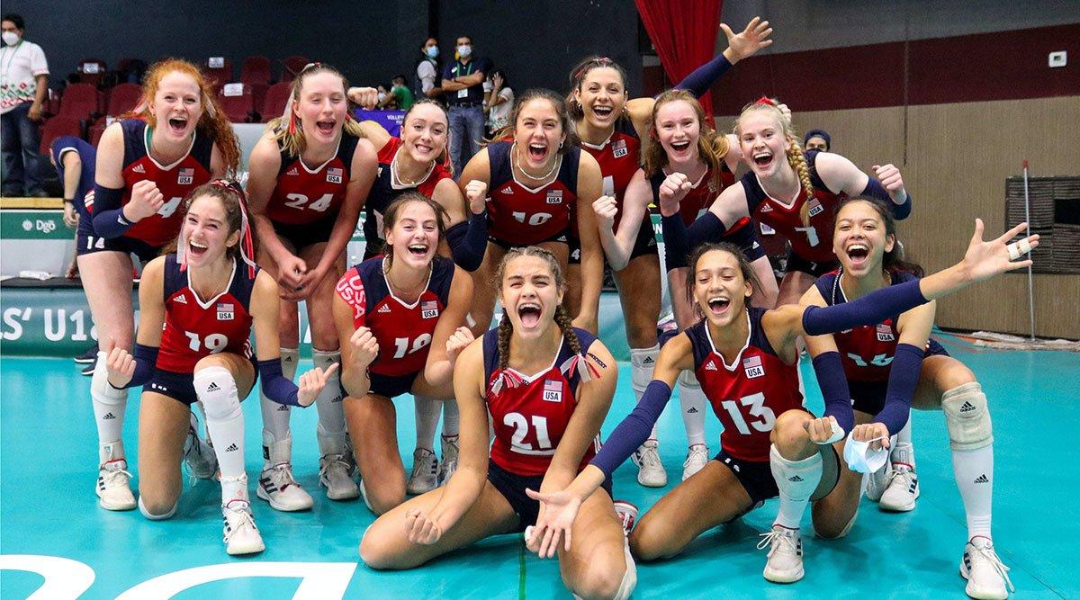 U.S. Girls U18 Team