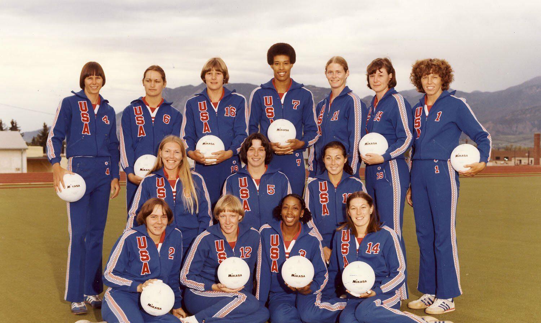 1980 Women's Olympic Team