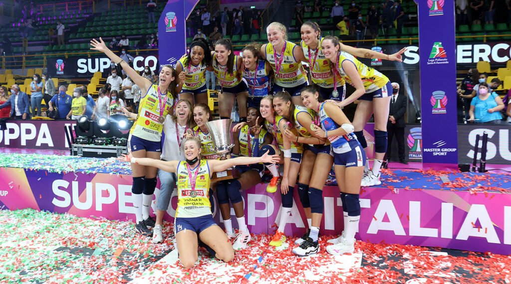 Women's NT Update: Champions in Italy