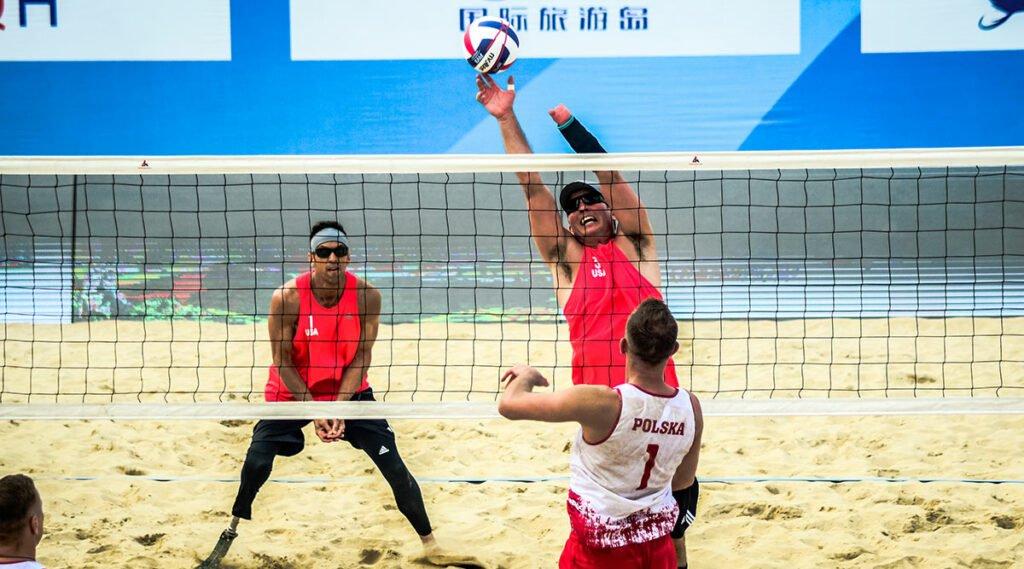 USA Volleyball Awarded Adaptive Sport Grant