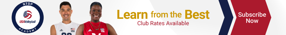 NTDP Academy Club Rate